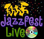 Artwork for Live Jazz Fest 2004
