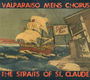 Artwork for The Straights of St Claude